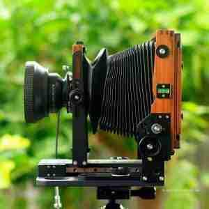 front rear standards chamonix camera