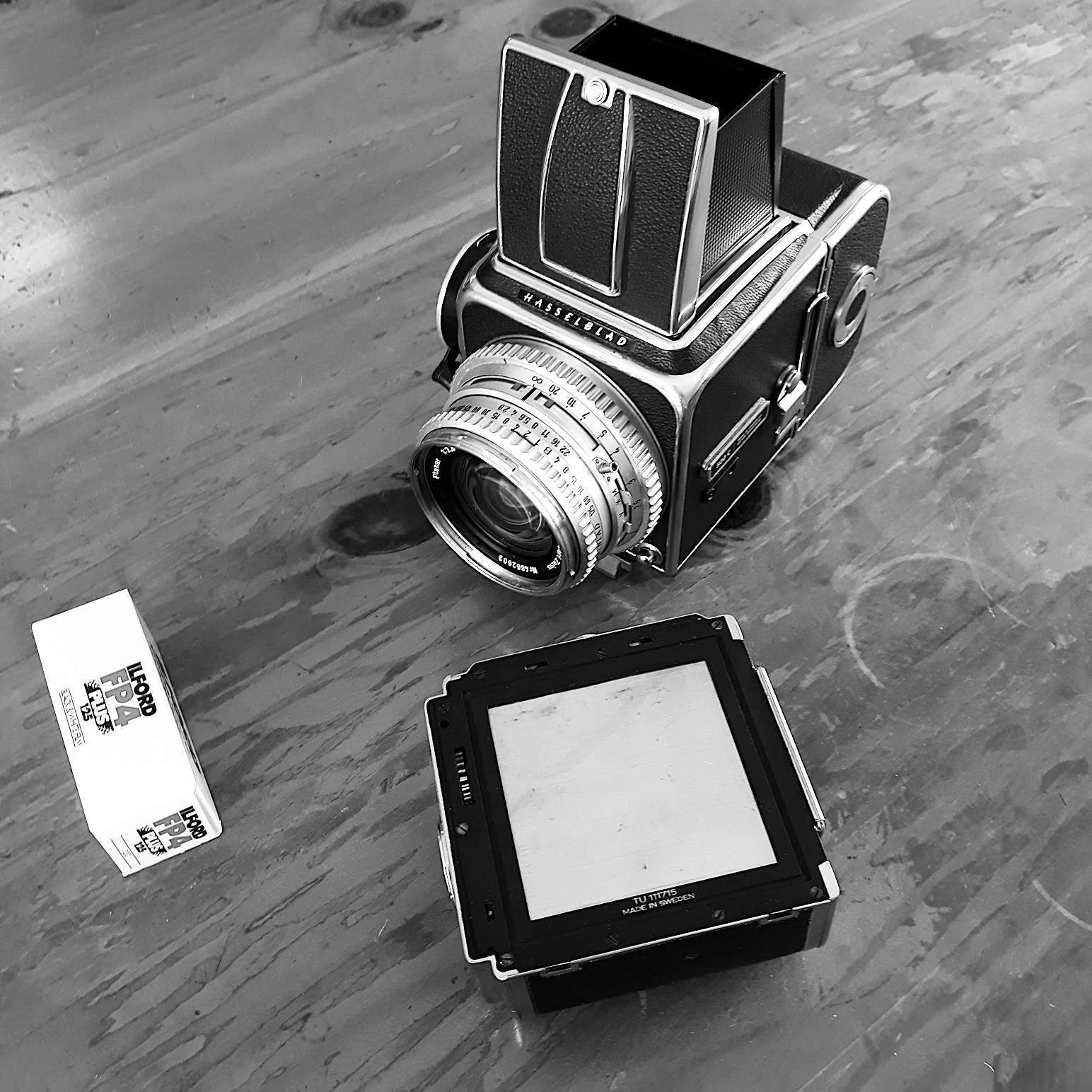 medium format film camera workshop